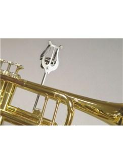 Lewington: Trumpet/Cornet Lyre - Bent  | Trumpet, Cornet