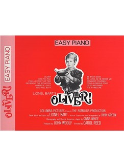 Lionel Bart: Oliver! (Easy Piano) Books | Voice, Piano Accompaniment