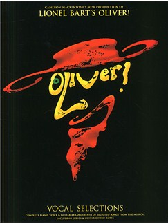 Lionel Bart: Oliver! - Vocal Selections From The Musical Books | Piano and Voice, with Guitar chord symbols
