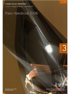 LCM: Piano Handbook - 2006 Onwards (Grade 3) Books | Piano