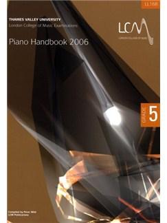 London College of Music: Piano Handbook - 2006 Onwards (Grade 5) Books | Piano