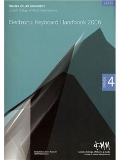 LCM: Electronic Keyboard Handbook - 2006 Onwards (Grade 4) Books | Keyboard