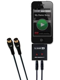 Line 6: MIDI Mobilizer II - iOS MIDI Interface  |