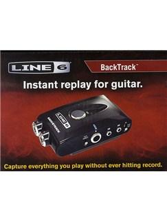 Line 6: BackTrack  | Guitar