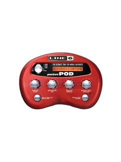 Line 6: Pocket Pod  | Electric Guitar
