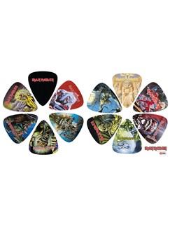 Perri's: 12 Pick Pack - Iron Maiden  | Guitar