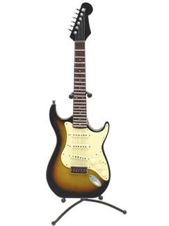 Lesser & Pavey: Electric Guitar Money Box - Sunburst  | Electric Guitar