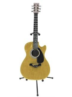Lesser & Pavey: Acoustic Guitar Money Box  | Acoustic Guitar