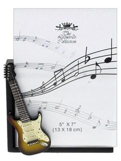 Lesser & Pavey: Electric Guitar Photo Frame - Sunburst  | Electric Guitar