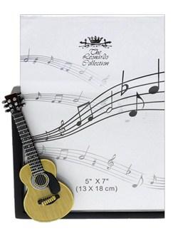 Lesser & Pavey: Acoustic Guitar Photo Frame  | Acoustic Guitar