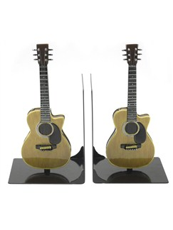 Lesser & Pavey: Acoustic Guitar Book Ends  | Acoustic Guitar