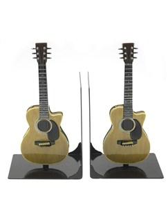 Lesser & Pavey: Acoustic Guitar Book Ends  | Acoustic Guitar