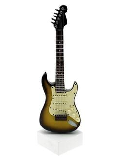 Lesser & Pavey: Model Electric Guitar - Sunburst  | Electric Guitar