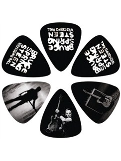 Perri's: 6 Pick Pack - Bruce Springsteen: Wrecking Ball  | Guitar