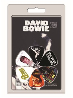 Perri's: 6 Pick Pack - David Bowie  | Guitar