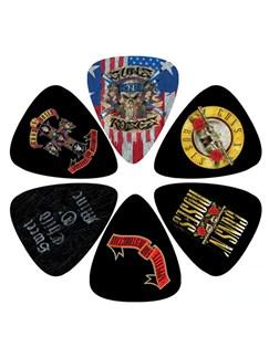 Perri's: 6 Pick Pack - Guns N' Roses GR2  | Guitar