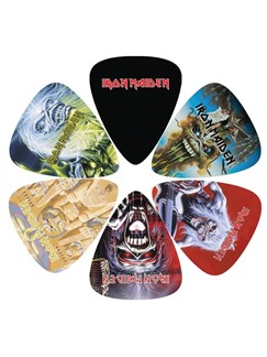 Perri's: 6 Pick Pack - Iron Maiden: Beast  | Guitar