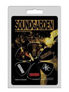 Perri's: 6 Pick Pack - Soundgarden  | Guitar