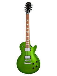 Gibson: Nitrous Les Paul Studio - Electric Lime Green Instruments | Electric Guitar