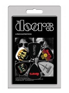 Perri's: 6 Pick Pack - The Doors  | Guitar
