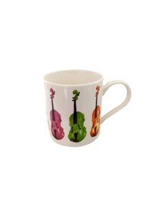 Little Snoring: Fine China Mug - Allegro (Violin)  |