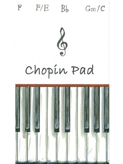 Little Snoring: Pocket Notepad - Chopin  |