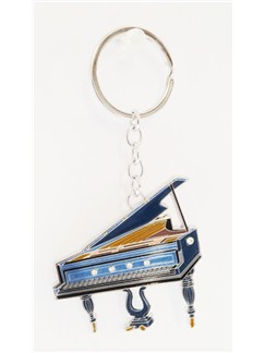 Little Snoring Keyring: Grand Piano  |