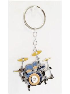 Little Snoring Keyring: Drum Kit  |
