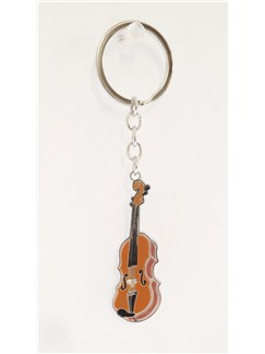 Little Snoring Keyring: Violin  |