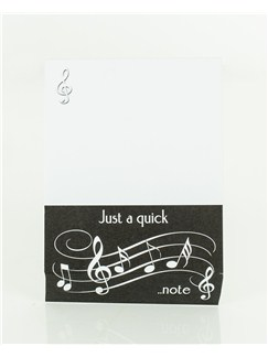 Little Snoring Gifts: Slant Pad – Quick Note  |