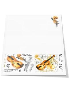 Little Snoring Gifts: Slant Pad - Violin  |