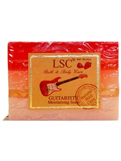 Strawberry Soap: Electric Guitarist (Red)  |