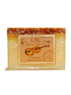Jasmine Soap: Violinist (Cream/Neutral)  |