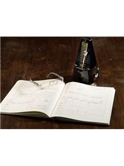 Leuchtturm1917: Slim Master Musician's Notebook Books  