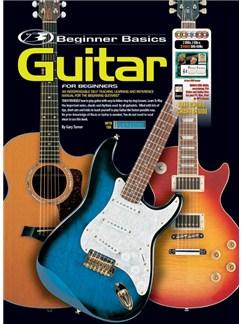 Beginner Basics Guitar (Book/2CD/2DVDs/2DVD-ROMs/Poster) Books, CD-Roms / DVD-Roms, CDs and DVDs / Videos | Guitar