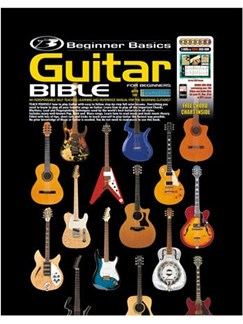 Beginner Basics: Guitar Bible (Book/DVD-ROM/5DVDs/Poster) Books, CD-Roms / DVD-Roms and DVDs / Videos | Guitar