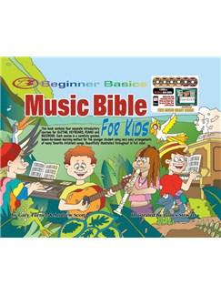 Beginner Basics: Music Bible For Kids (Book/CD/4DVDs/2DVD-ROMs/Poster) Books, CD-Roms / DVD-Roms, CDs and DVDs / Videos | Keyboard, Piano, Guitar, Recorder