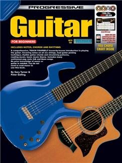 Progressive: Guitar (Book/CD/2DVDs/DVD-ROM/Poster) Books, CD-Roms / DVD-Roms, CDs and DVDs / Videos | Guitar