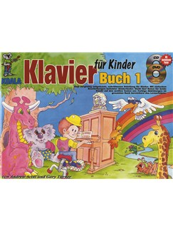Klavier Für Kinder (Book/CD/DVD/Poster) Books, CDs and DVDs / Videos | Piano