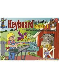 Keyboard Für Kinder (Book/CD/DVD/Poster) Books, CDs and DVDs / Videos | Keyboard