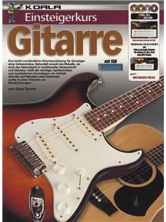 Einsteigerkurs Gitarre (Book/CD/DVD/Poster) Books, CDs and DVDs / Videos | Guitar