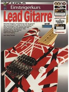 Einsteigerkurs Lead Gitarre (Book/CD/2xDVD/Poster) Books, CDs and DVDs / Videos | Guitar