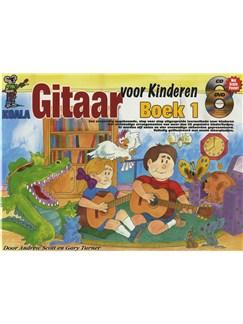 Gitaar Voor Kinderen: Boek 1 (Dutch) (Book/CD/DVD) Books, CDs and DVDs / Videos | Guitar
