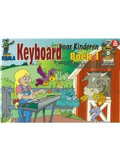Keyboard Voor Kinderen: Boek 1 (Dutch) (Book/CD/DVD) Books, CDs and DVDs / Videos | Keyboard