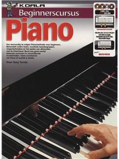 Beginnerscursus: Piano (Dutch) (Book/CD/2 DVDs/DVD-ROM) Books, CD-Roms / DVD-Roms, CDs and DVDs / Videos | Piano