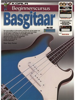 Beginnerscursus: Basgitaar (Dutch) (Book/CD/2 DVDs/DVD-ROM) Books | Bass Guitar