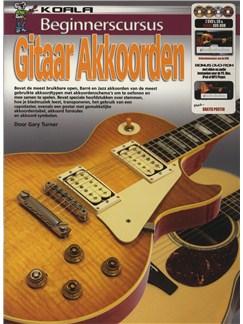 Beginnerscursus: Gitaar Akkoorden (Dutch) (Book/CD/2 DVDs/DVD-ROM) Books, CD-Roms / DVD-Roms, CDs and DVDs / Videos | Guitar