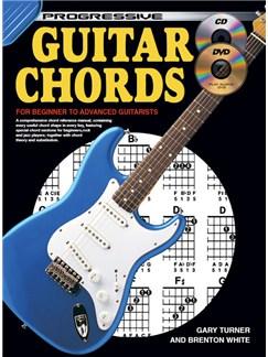 Progressive: Guitar Chords (CD/DVD/Poster) Books, CDs and DVDs / Videos | Guitar