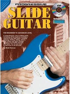 Progressive: Slide Guitar (Book/CD) Books and CDs | Guitar