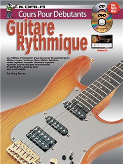 Cours Pour Débutants: Guitare Rythmique (Livre/CD/DVD) Books, CDs and DVDs / Videos | Guitar